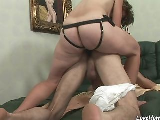 Were pregnant wife strapon cuckold husband all