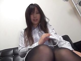 Japanese Assistant In Pantyhose Fucked Xxx At The Office
