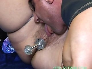 Youthful Muscle Boy Fucks An Old Grannie