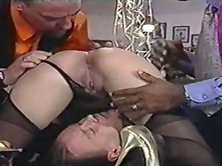 Deepthroat Orgy Dutch Stunner