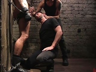 Torment And Homosexual Tying Are The Secret Fantasies Of Uber-sexy Rikk York