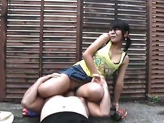 Japanese Piss Drunkard Beggar Part Two