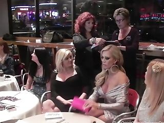 Golden Queens Book Signing - Hustler Hollywood