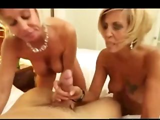 Big Nippled Matures And Friend Get Fucked