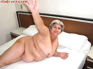 Hellogranny Mexican Grandmas Hot Photos Compilation