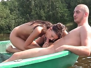 Men in public 33 enjoyment boat butthole sex