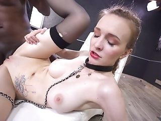 Lovemaking Servant Belle Claire Gets Banged By Black Man
