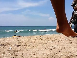 Beach upskirt Upskirt Pussy