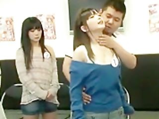 Crazy Japanese Super-bitch Tsumugi Serizawa, Jun Mamiya In Horny Assistant, Pop-shots Jav Movie