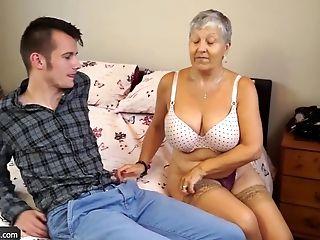 Granny Savana Fucked With Truly Hard Stick