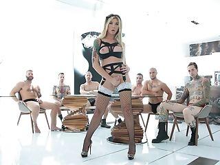 Shemale Aubrey Kate Xxx Group Ass Fucking Fuck