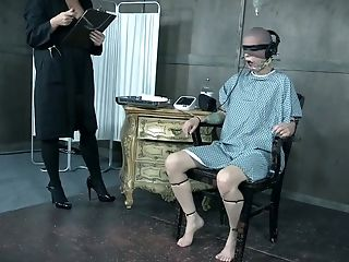 Bald Headed Hooker Abigail Dupree Is Penalized By One Decadent Mistress