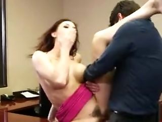 Office Lovemaking Chanel Preston