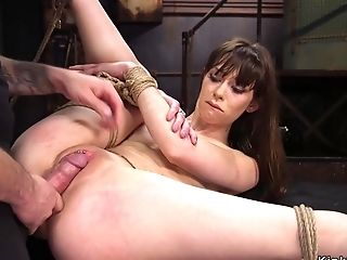 Pierced Snatch Stunner Ass-fuck Xxx Fucked Domination & Submission