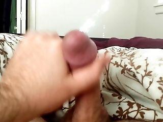 Playing With My Hard Spunk-pump