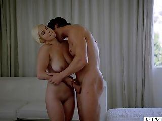 Vixen.com Horny Blonde Fucks Her Sisters Man