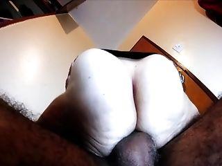 Hairy Inexperienced Wifey Her Quickie Orgasm Peluda