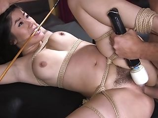 Kendra Spade Butt-banged Xxx With Her Palms Tied Up
