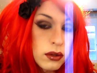 Crimson Hair Assets