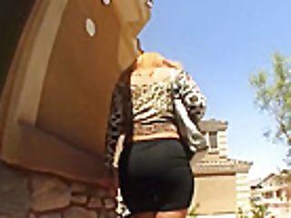 Cougar Mellanie Receives A Gonzo Interracial Fuck