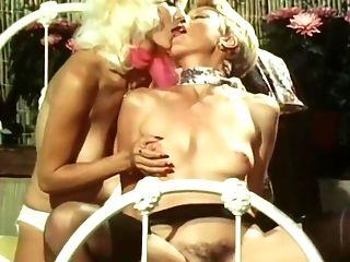 Gorgeous Ladies In Hot Antique Porno Movie