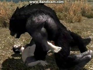 Werewolf Three
