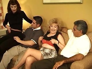 Nasty Chicks Seduced For A Formidable 4some Practice