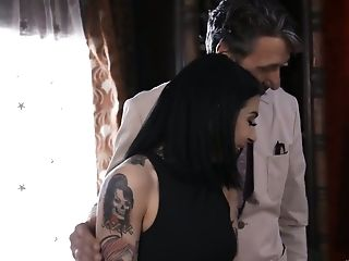 Two Bitches Including Joanna Angel Love Some Brutal Mff Threesome