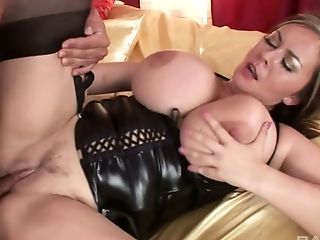 Bodacious Bbw Constance Demon Rails A Dick And Gets Her Big Butt-banged