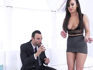 Alex Legend, Jennifer Milky And Marcelo Are In A Splendid Threeway
