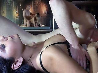 Horny Man With Hard Penis Is All About Mariskax Thinking All Day