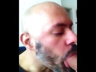 Deep Throat Getting Off Tugjob Sucking Outdoor Wanking