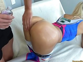 Grinding In Yoga Pants - Buttfuck Xxx