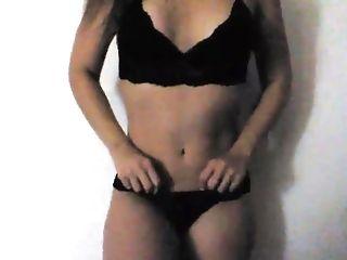 Sexy Latina Wifey Undressing