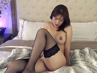 Asian Honey In Stockings Fixation