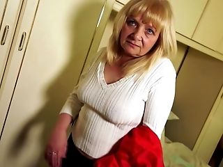 Mature granny dp
