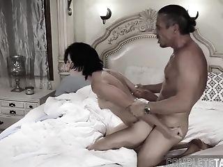 Teenager Takes Older Guys Cane