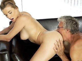 Daddy4k. Old And Legitimate Years Old Intercourse In The Villa After Swimming