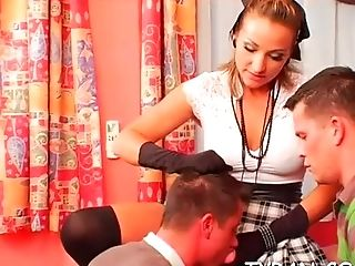 Alluring Gina Killmer Is Fucked For Hours