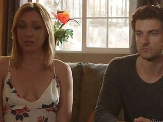 Wonderful Depraved Blonde Nymphomaniac Lily Labeau Desires For Some Mish